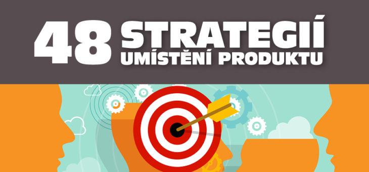 48 strategií umístění produktu