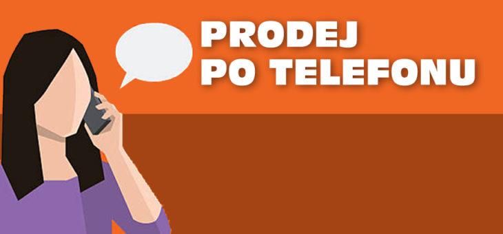 Jak prodávat po telefonu