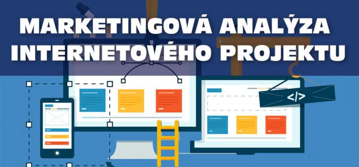Marketingová analýza internetového projektu