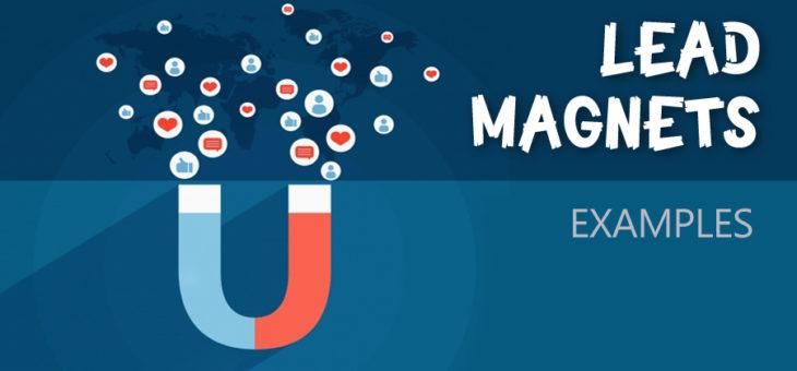 Lead Magnets – příklady