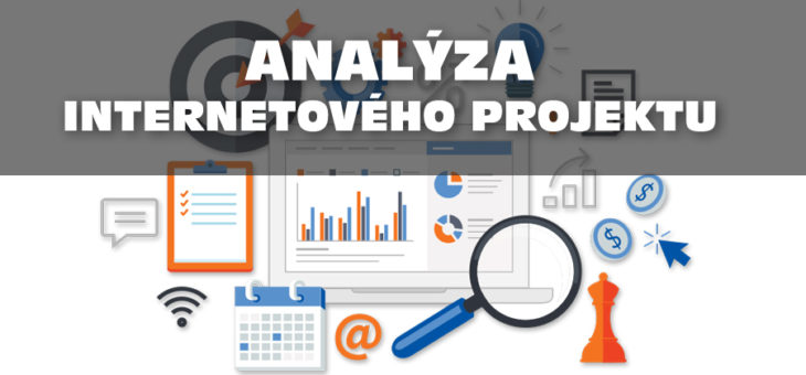 Analýza internetového projektu
