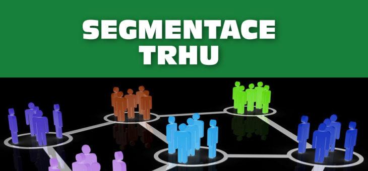 Segmentace trhu, segmentace zákazníků