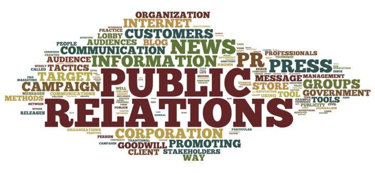 Public Relations, PR – výhody, cíle, příklady, praxe …