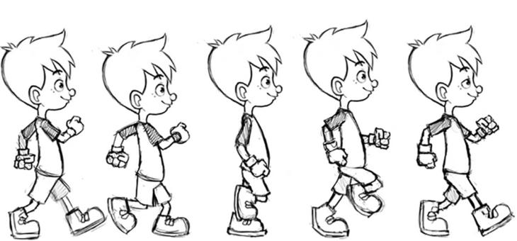 Animovaná grafika