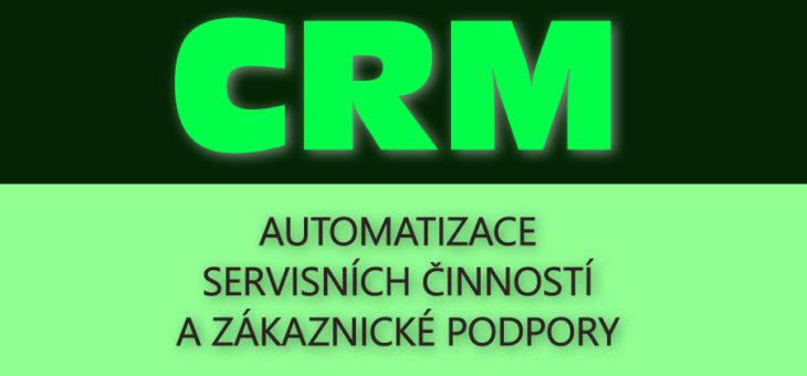 Automatizace servisních činností a zákaznické podpory
