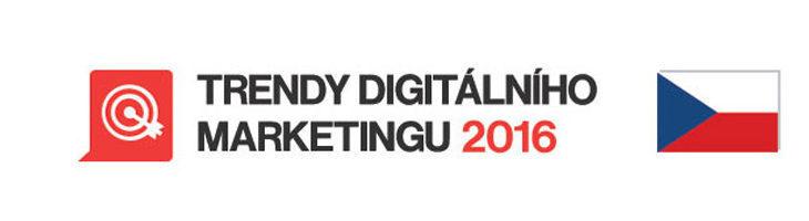 [INFOGRAFIKA] Trendy digitálního marketingu 2016
