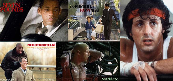 Nejlepší filmy všech dob a 17 typů příběhu