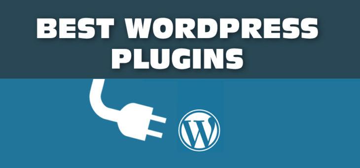 Nejlepší pluginy pro WordPress